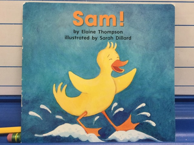 Guided Reading: Sam! by Curtis Caldwell
