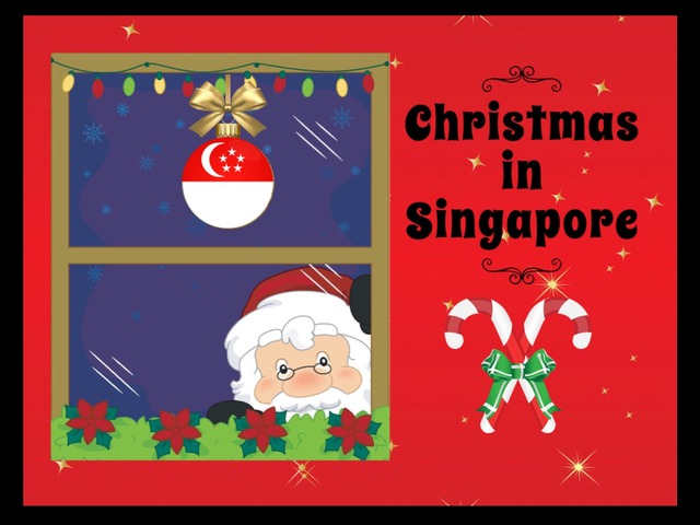 Christmas In Singapore by Ellen Weber