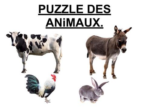 Puzzle Des Animaux 2. by Valerie Escalpade