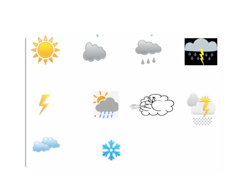 2-9 Weather by Mia Ciraco