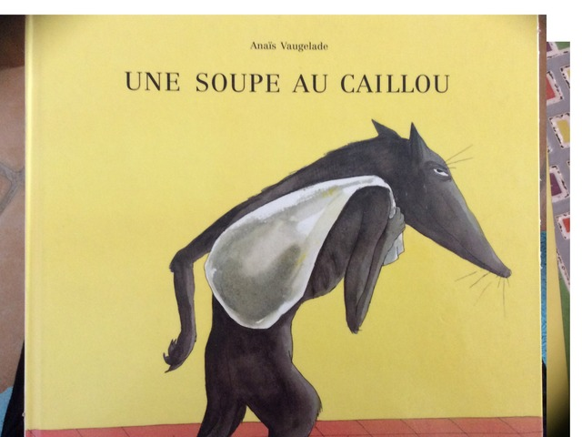 Une Soupe by Ludivine Werner