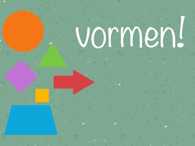 Vormen by Tessa van Raalte
