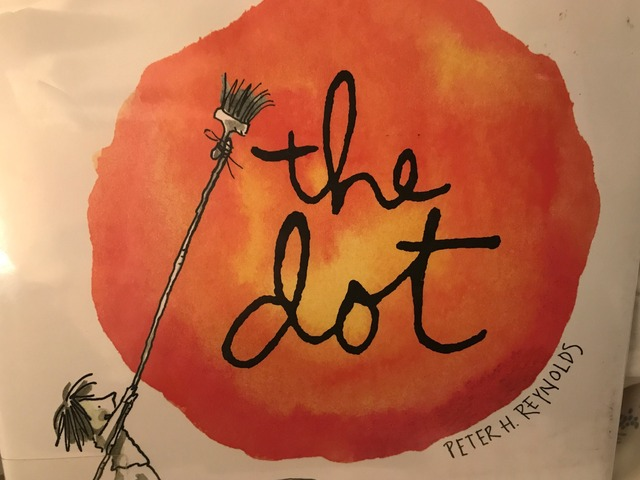 The Dot by Lori Board