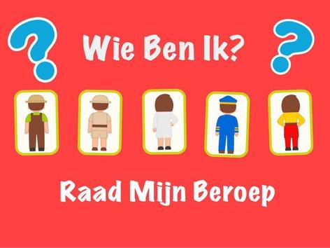Raad Mijn Beroep by Hadi  Oyna