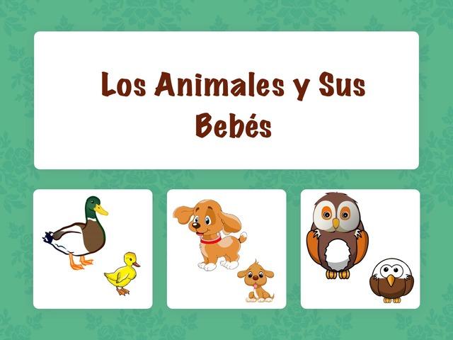 Los Animales y sus Bebés by Hadi  Oyna