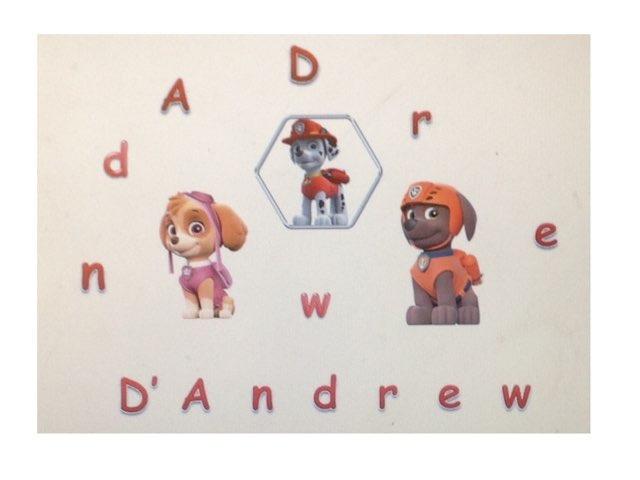 DAndreww by Jennifer Brown