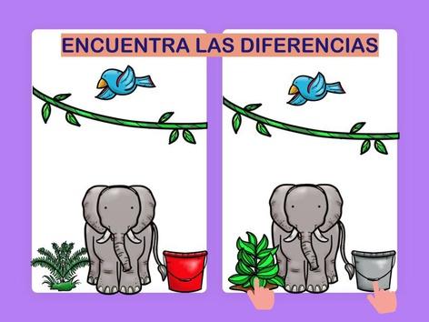 ENCUENTRA LAS DIFERENCIAS. by Jose Sanchez Ureña