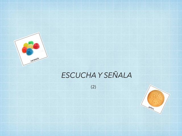 Escucha Y Señala (2) - Raquel by Zoila Masaveu