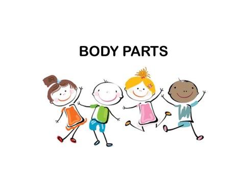 Body Parts by Teresa Grimes