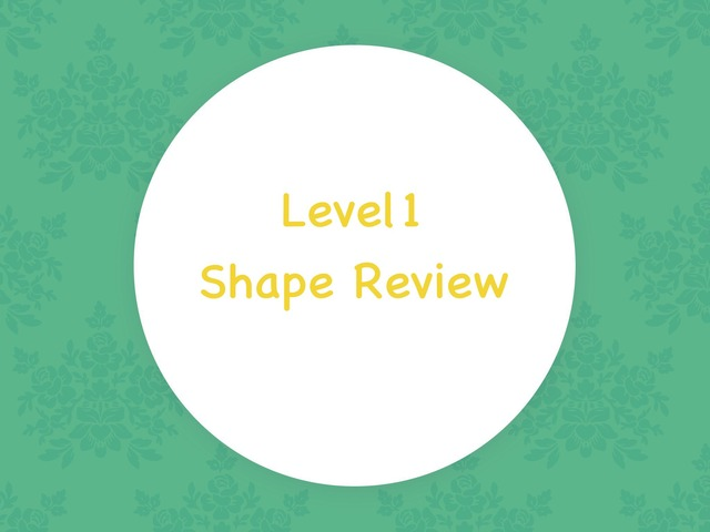 2-D Shapes! by LeahRae Rusu