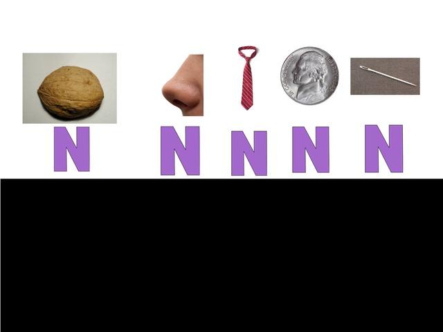 Starts With N by Aimee Cummins