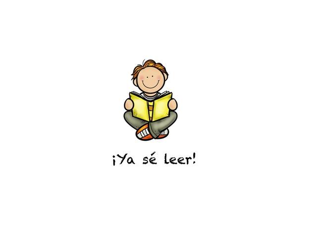 ¡Ya sé leer! by Elsa Bruni