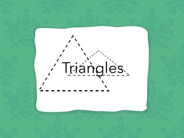 Triangles by Jessica Nowakowski
