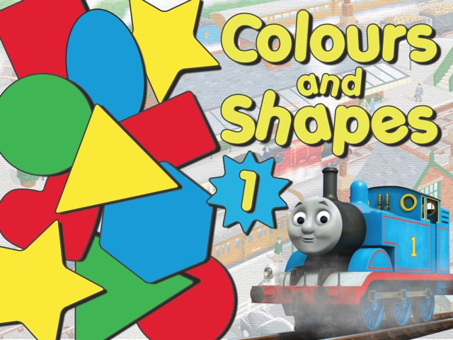Colours And Shapes 1 by Animoca Brands