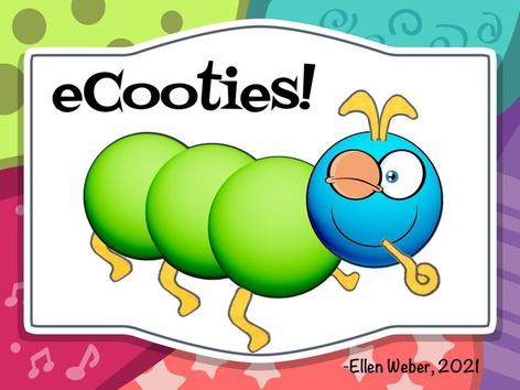 eCooties! by Ellen Weber