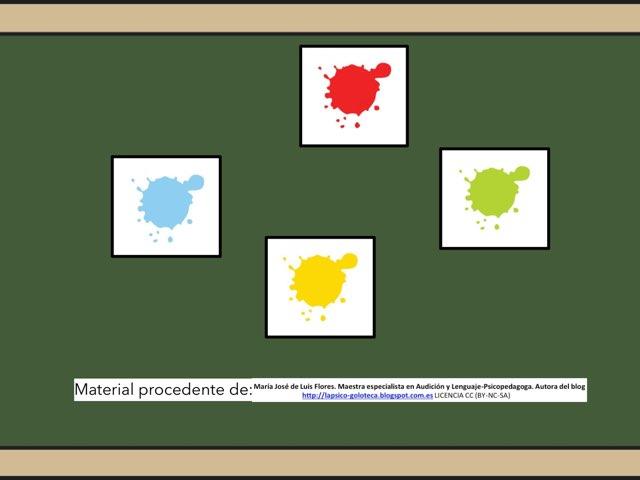 Colores by Zancisco Cosecha