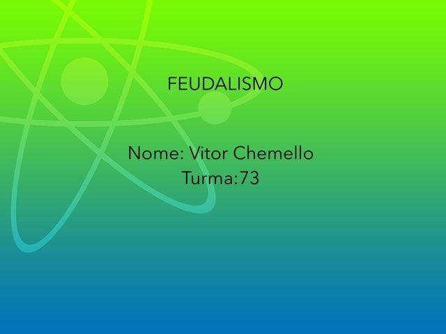 Vitor Chemello T:73 by Rede Caminho do Saber