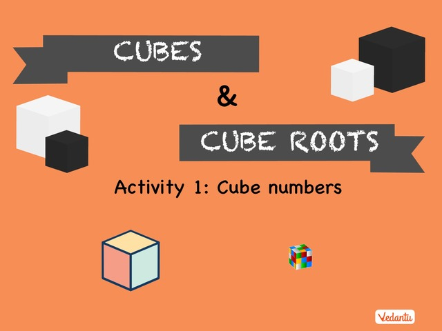G8 Cubes and Cube Roots 1  by Manish Kumar