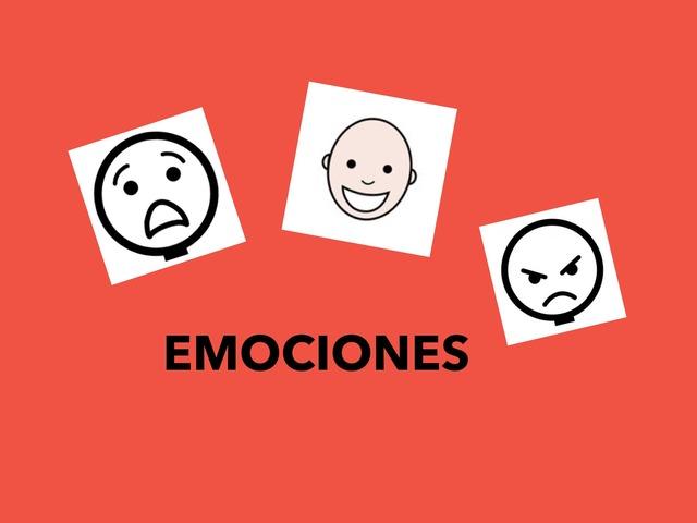 EMOCIONES by Francisca Sánchez Martínez