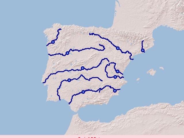 Ríos Geográfia by pakito pakito parotes