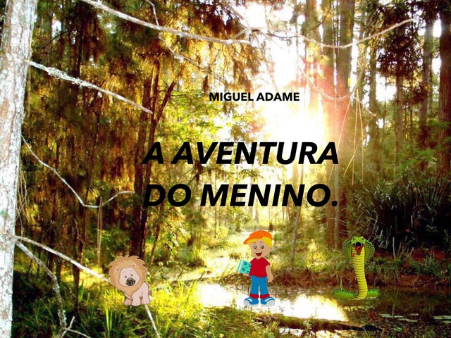 1o-ANO-MIGUEL ADAME by Daiane Neves