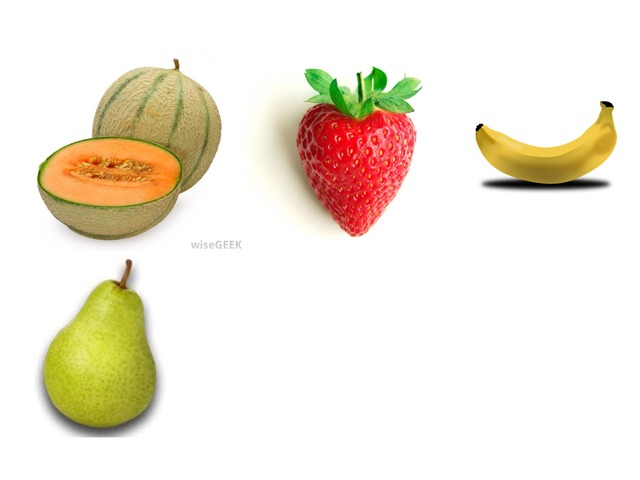 Frutas  by Myriam martinez