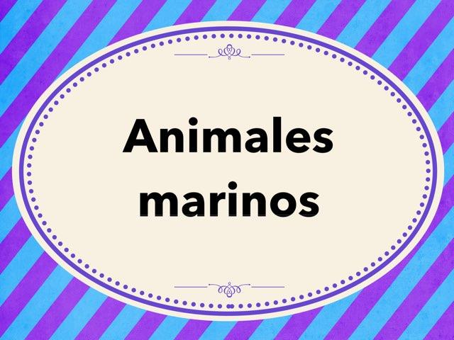 Animales Marinos by Naomi Nye