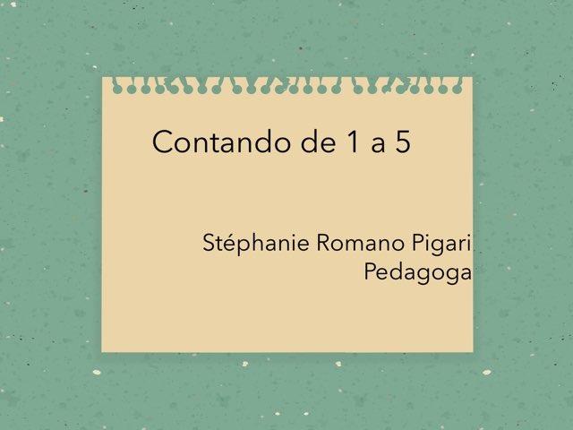 Contando De 1 A 5 by Stephanie Romano Pigari