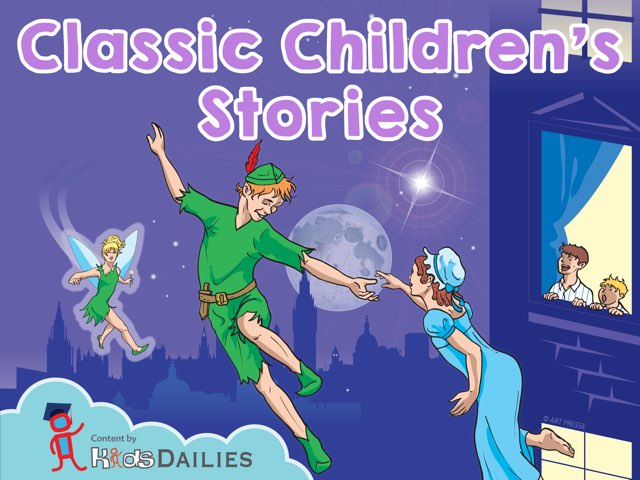 Classic Children's Stories by Kids Dailies