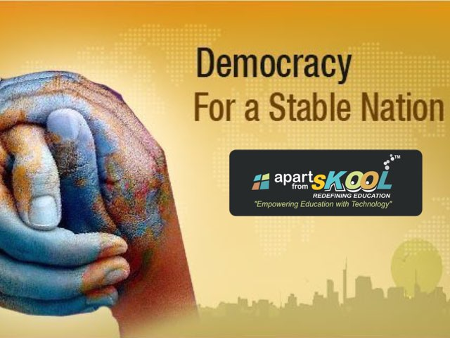 Democracy For Stable Nation by TinyTap creator
