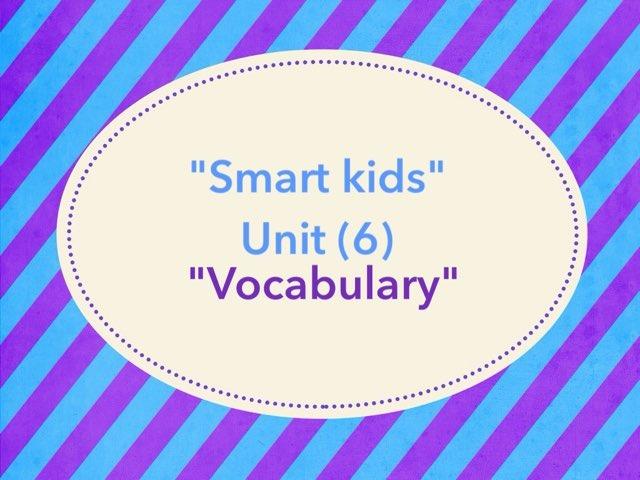 Smart kids 6 by dalia daliasakr