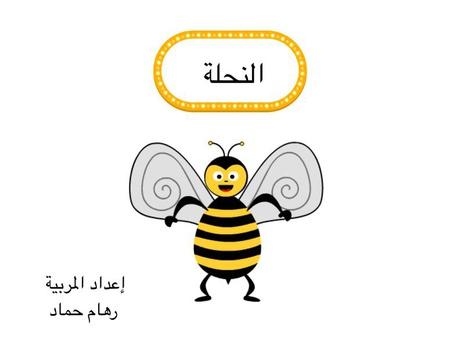 النحلة by riham hammad