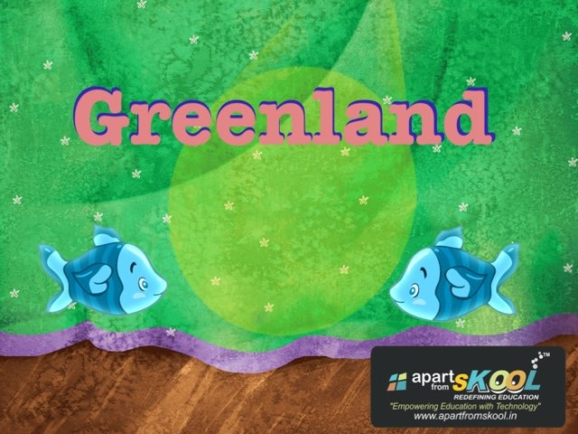 Greenland by TinyTap creator