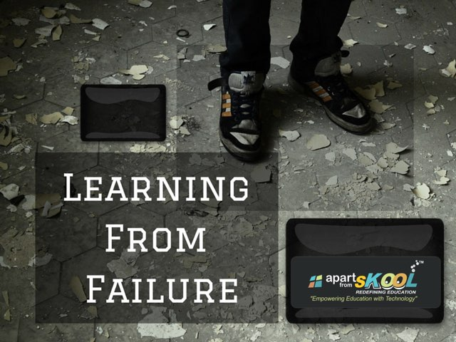 Learning From Failure by TinyTap creator