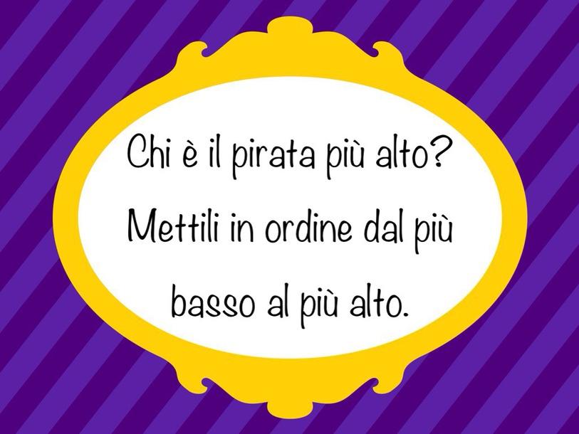 Pirata Più Alto by Primaria Interattiva