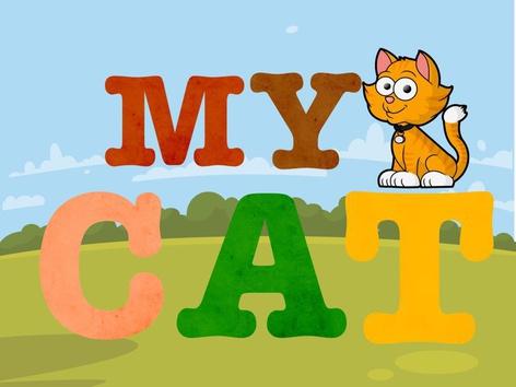 K-5 My Cat by Caitlin Conklin