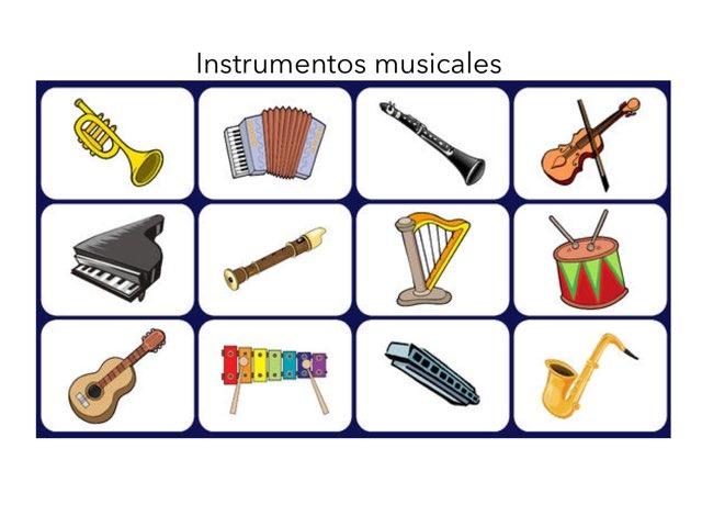 Instrumentos Musicales  by Javier Manzano