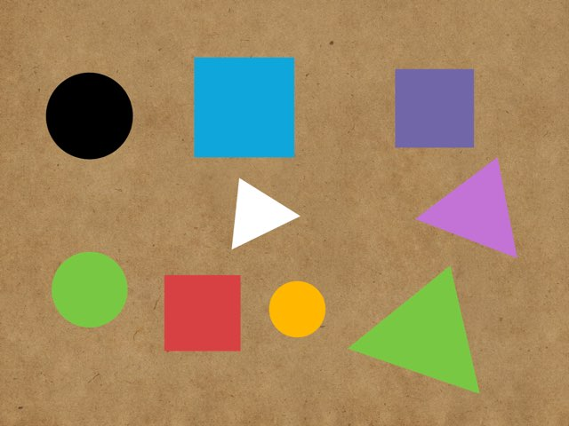 2D Shape  by Emma tomkow