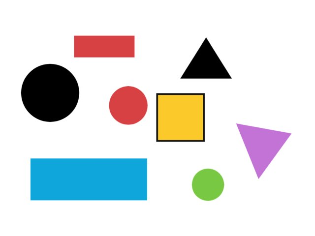 2D Shapes by Becky Belka