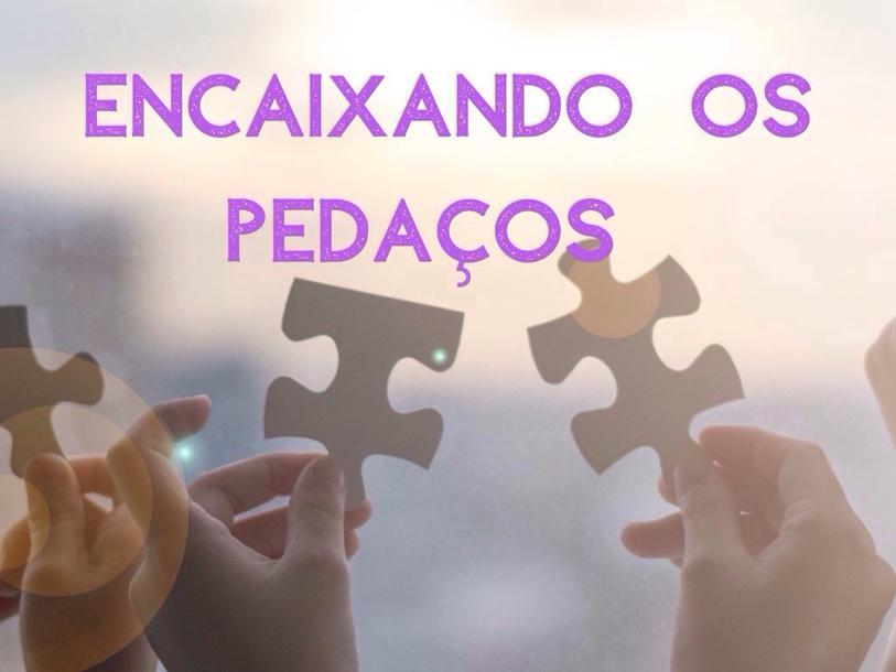 Encaixando os pedaços by Ananda Cecília Falbo De Proença