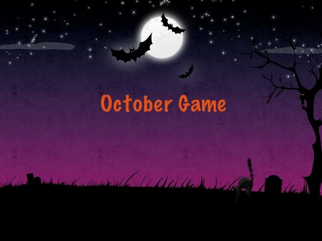 October Game  by Anna Nowak