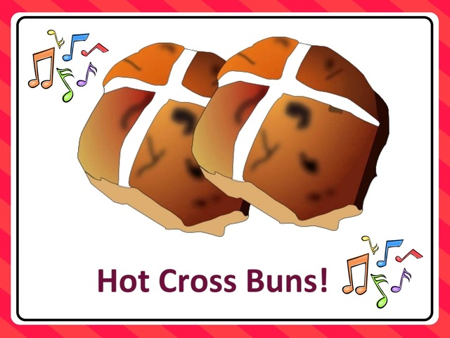 Hot Cross Buns by A. DePasquale