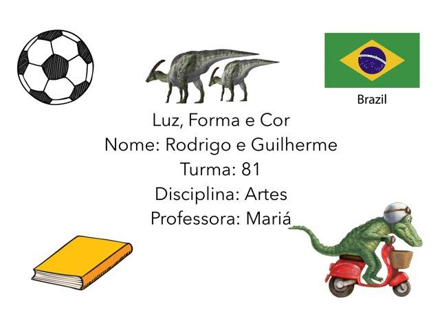 Rodrigo e Guilherme  by Rede Caminho do Saber
