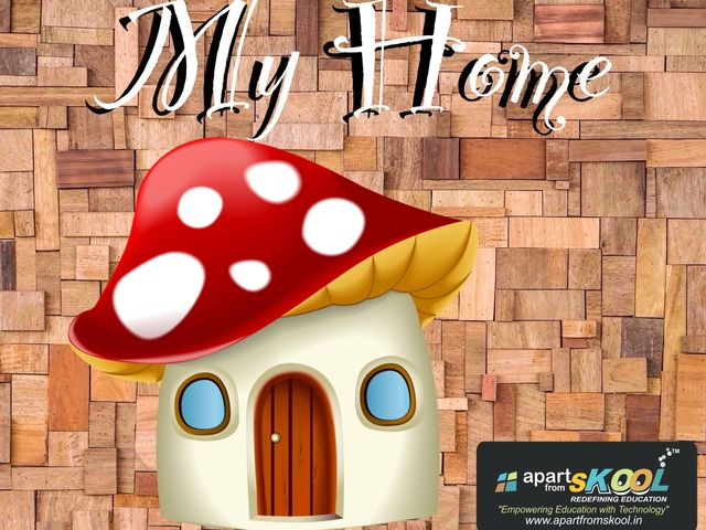 My Home by TinyTap creator