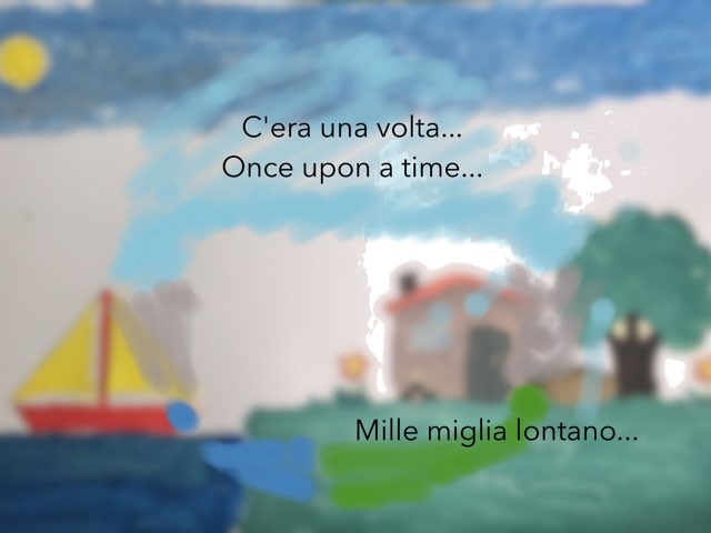 Once Upon A Time by Mariaconcetta Vaccaro