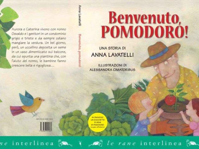Benvenuto pomodoro! by Alessandra Alva