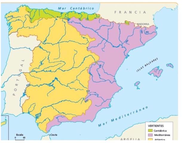Ríos De España by Alejandro