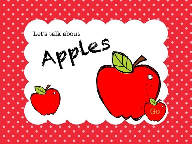 Apples by Jessica Trask-Smith