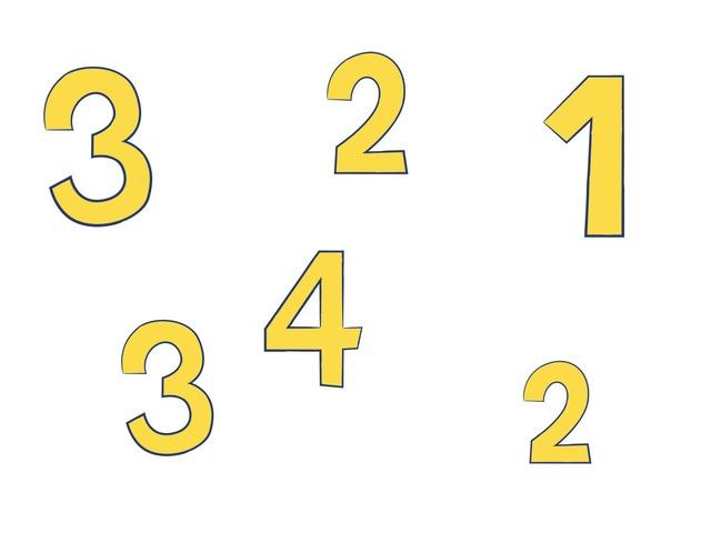 זיהוי ספרות 1-4 by טליה ליברטי