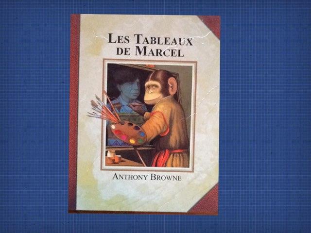 Les Tableaux de Marcel by Mélanie Cornet